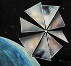 Cosmos 1 sail