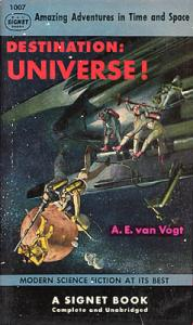 Cover of Destination Universe