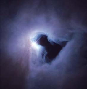 NGC 1999 nebula