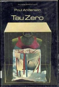 First hardcover edition of Tau Zero