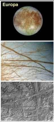 Views of Europa
