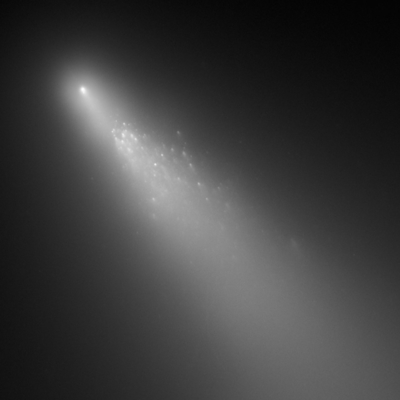 Breakup of a Comet