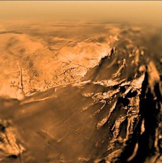 Huygens movie image