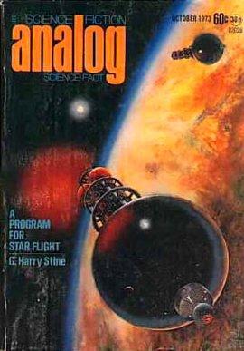 October 1973 Analog