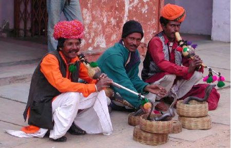 Street scene in Jaipur
