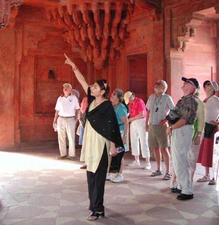 Hall of Audiences at Fatephpur Sikri