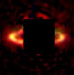 Disk around HR 4796A