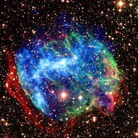 Supernova remnant