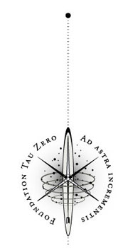 Tau Zero Foundation logo