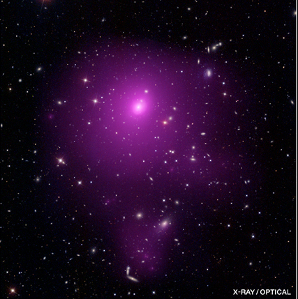 This tantalizing work on galactic clusters, then, implies more than it