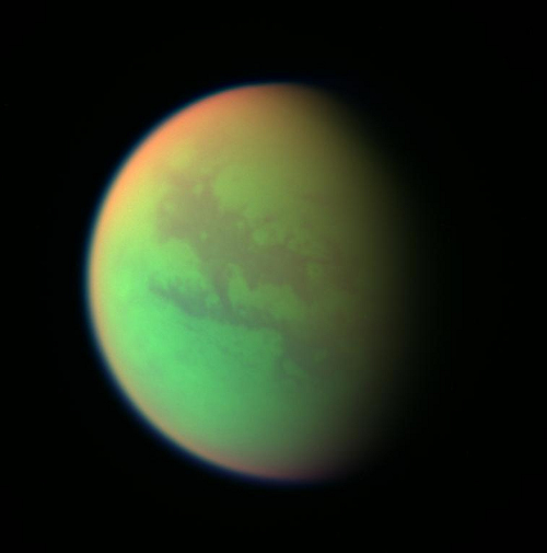 Titan's Atmosphere Under Scrutiny