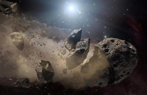 Bringing an Asteroid to Lunar Orbit
