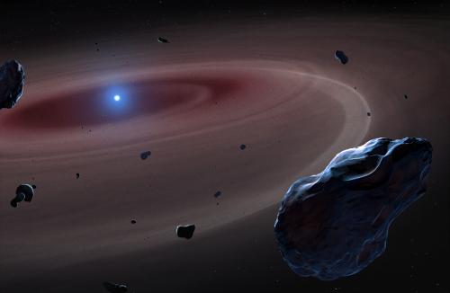 Planetary Annihilation around White Dwarfs