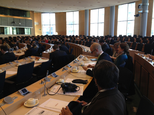 Inside EU Presentations