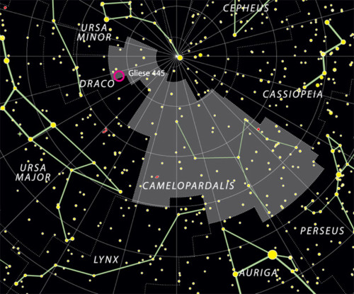 voyager 1 star map - photo #1