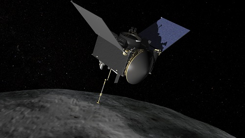 Osiris spacecraft