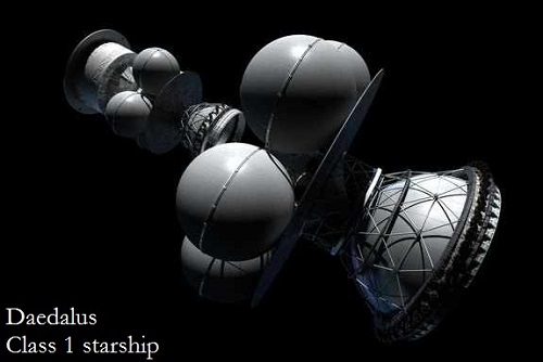Daedalus spacecraft