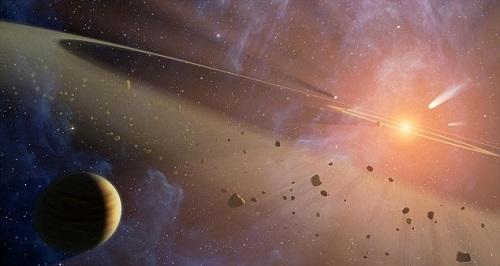 Risultati immagini per gliese 710, comets