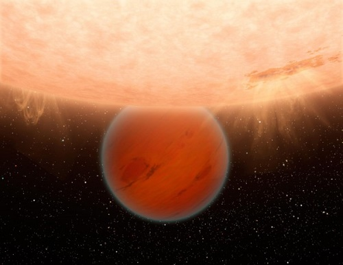 Hot Neptune