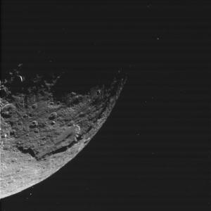 Cassini view of Iapetus