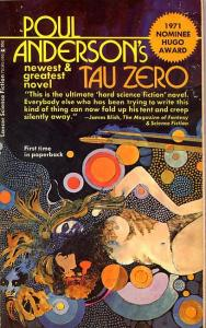 First paperback edition of Tau Zero