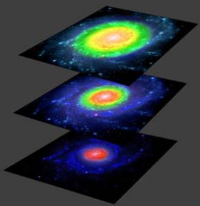 Galactic habitable zone