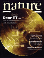 Cover of the Nature story