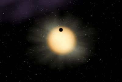 Planet found with TrES