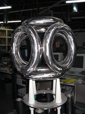 IEC fusion prototype