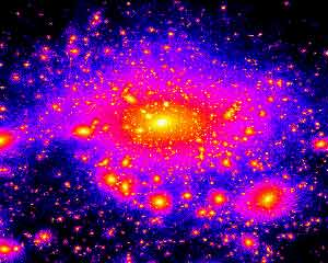 Dark matter and its interactions