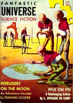 An early issue of Fantastic Universe