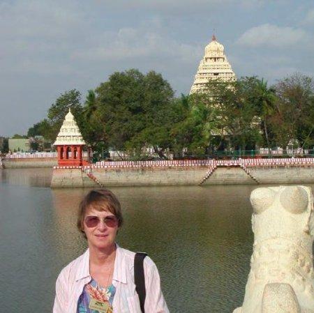 Elizabeth in Madurai