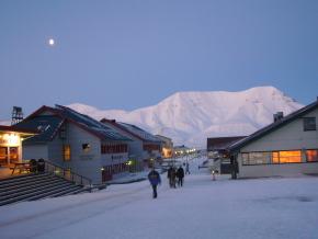 Town of Longyearbyen
