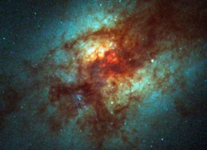 Arp 220 galaxy