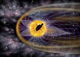 Ulysses Spacecraft