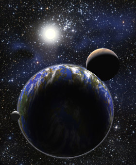New Earths in the universe