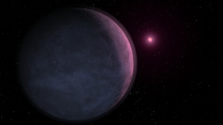Smallest planet yet found