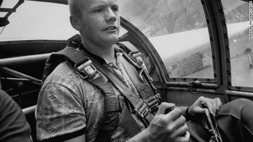 Neil Armstrong: One Small Friendship Remembered