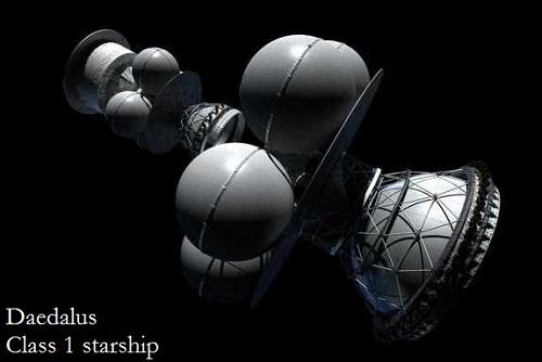 Daedalus spacecraft