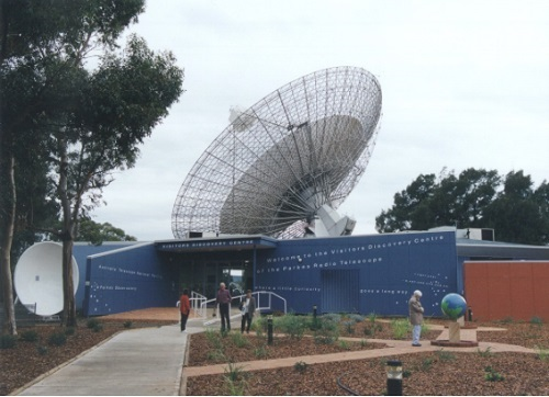 Parkes Visitor Centre