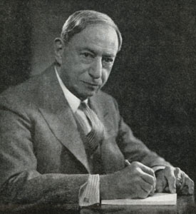 Hugo Gernsback (1884–1967) magazine publisher