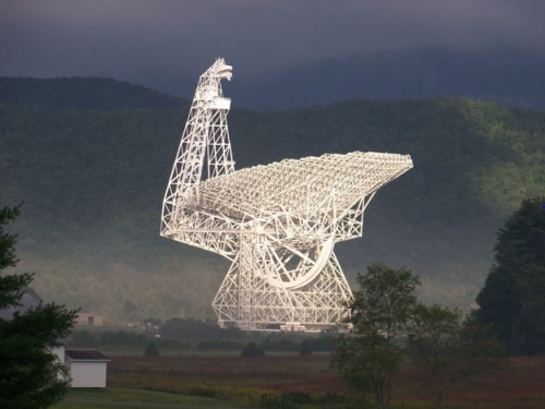 Green Bank WV NRAO