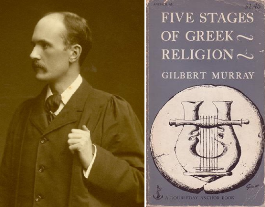 Gilbert Murray Five Stages