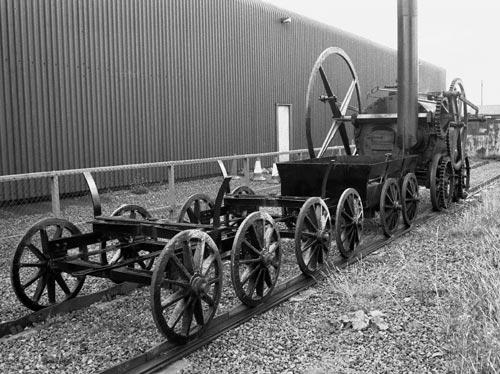 Penydarren_locomotive