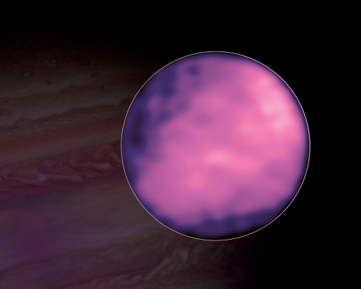 Thermal Map Of The World.A Thermal Map Of Europa An Intriguing Anomaly