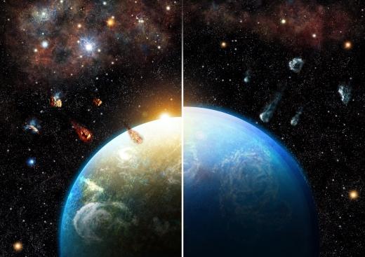 Planet Formation: How Ocean Worlds Happen