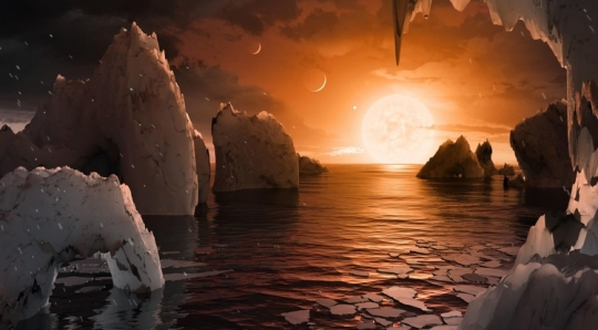 TRAPPIST-1: Of Flux and Tides