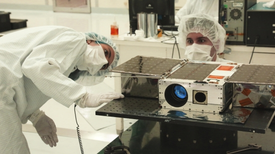 Exoplanet Hunting with CubeSats