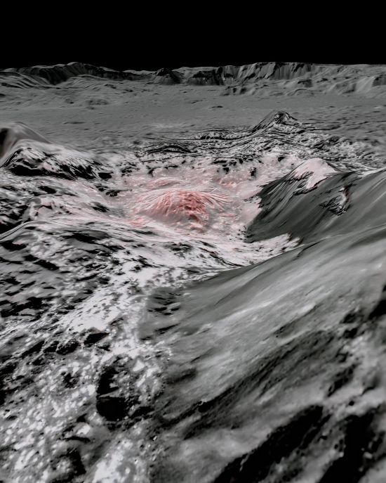 Ceres: The Lesson of Occator Crater